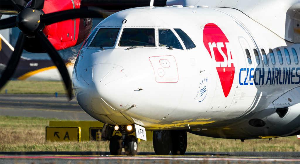Zážitkové lety 2020 - ATR72